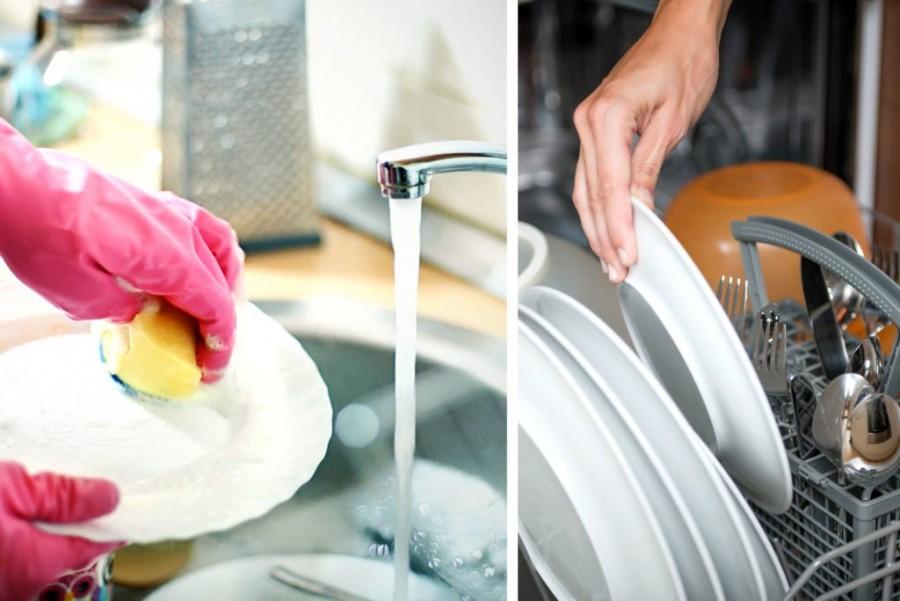 Örök kérdés: kézi, vagy gépi mosogatás?